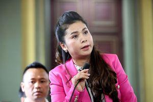 Bà Lê Hoàng Diệp Thảo nói 'bị ép ly hôn', vợ chồng 'vua cà phê' kháng cáo
