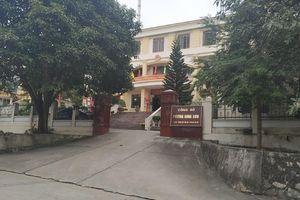 Thanh Hóa: Một Bí thư Đảng ủy phường bị khởi tố tội làm giả hồ sơ