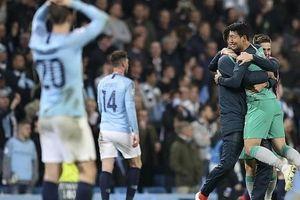 Thắng nghẹt thở Man City nhờ VAR, Tottenham vào bán kết cúp C1