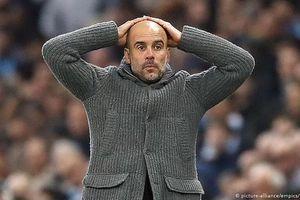 Pep Guardiola nói gì sau thất bại đầy cay đắng trước Tottenham