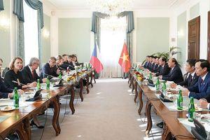 Thúc đẩy hợp tác song phương Việt - Séc trên nhiều lĩnh vực