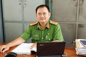 Trung tá công an từ chối nhận hàng chục triệu đồng thầy giáo hối lộ