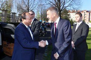 Séc ủng hộ Hiệp định thương mại tự do EU - Việt Nam