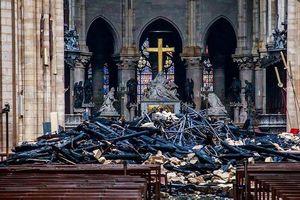 Ông Macron: Phục dựng nhà thờ Đức Bà đẹp hơn nguyên bản trong 5 năm