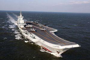 Trung Quốc khoe tàu sân bay trước thềm duyệt binh hải quân quốc tế