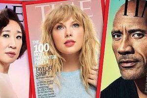 Taylor Swift lọt top 100 nhân vật ảnh hưởng nhất thế giới năm 2019