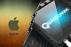 Cuộc chiến pháp lý dai dẳng Apple-Qualcomm bất ngờ đi tới hồi kết