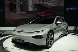 Xpeng P7 xe điện Trung Quốc mỗi lần sạc chạy được 600km