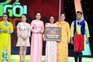 Nghinh Lộc khiến giám khảo Hồng Vân và Kim Tử Long rơi nước mắt