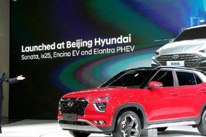 Hyundai Creta 2020 'thoát xác' hoàn toàn với thiết kế mới