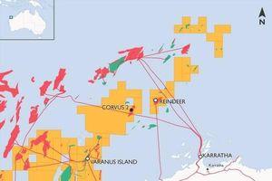 Santos xác định phát hiện khí lớn ngoài khơi Tây Úc