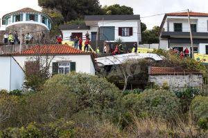 Xe chở hơn 50 du khách gặp nạn thảm khốc ở Bồ Đào Nha