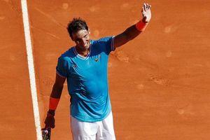 Monte Carlo: Hạ 'tiểu Federer', Nadal thẳng tiến vòng 4