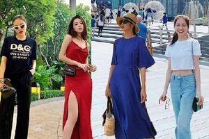 Chăm lướt Instagram của các sao Việt, bạn sẽ tìm được khối item lý tưởng cho mùa hè này