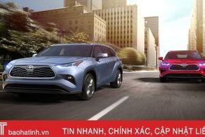 Ra mắt Toyota Highlander hoàn toàn mới