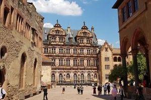 Heidelberg kinh thành cổ tích