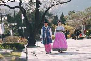 Một ngày bình thường ở cung điện Gyeongbokgung