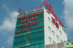 TP.HCM: Xử phạt hàng loạt phòng khám Trung Quốc