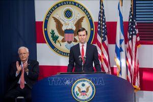 Mỹ không công bố Kế hoạch Hòa bình Trung Đông trước tháng 6