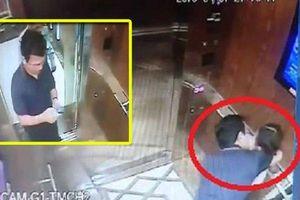 Hạn chót cho kẻ 'nựng' bé gái trong thang máy lên bàn cân công lý