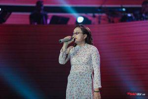 Thí sinh khiếm thị Uyển Thanh khiến Đình Văn - Quang Lê xúc động mạnh: Tiếng hát diệu kỳ như 'nữ hoàng' Giao Linh