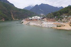 Quan Hóa (Thanh Hóa): HTX Hợp Phát kè lấn sông Mã