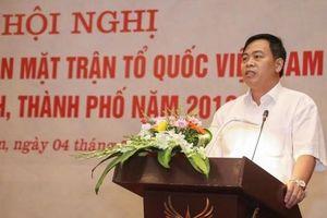 Ông Nguyễn Đăng Quang trở thành tân Phó bí thư Tỉnh ủy Quảng Trị