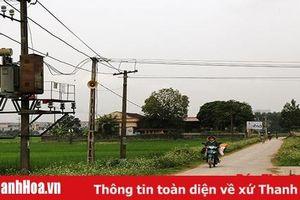 Phát triển kinh tế ở xã Thành Kim