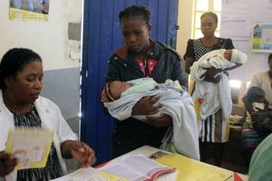 Báo động tỷ lệ mắc bệnh sởi trên toàn cầu