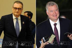 Nga, Mỹ nhất trí duy trì hợp tác trong vấn đề Triều Tiên