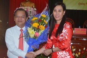 Chân dung tân Phó bí thư Tỉnh ủy Quảng Ngãi Bùi Thị Quỳnh Vân