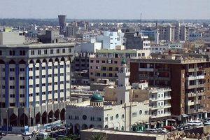 LNA cáo buộc chính quyền ở Tripoli đánh bom các khu dân cư