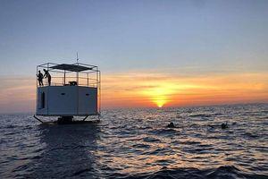Ngang nhiên xây nhà giữa biển Thái Lan, kỹ sư người Mỹ đối mặt án tử hình