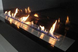 Lò sưởi bằng đèn LED cho phép chạm tay vào lửa