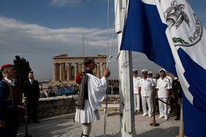 Quốc hội Hy Lạp yêu cầu Đức bồi thường chiến tranh