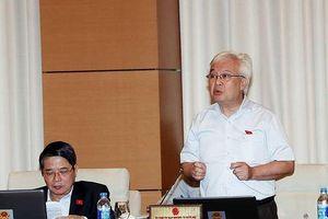 Đề xuất HĐND tỉnh, huyện chỉ còn 1 phó chủ tịch