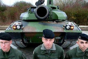 Hết Anh đến Pháp điều binh sĩ, xe tăng áp sát biên giới Nga