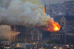 Giới điều tra Pháp hé lộ nguyên nhân cháy Nhà thờ Đức Bà Paris