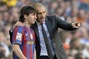 Guardiola nâng tầm Messi hay Messi tạo ra Guardiola?