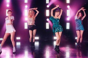 Black Pink khoe vũ đạo cuốn hút trong show truyền hình Mỹ