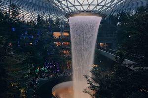 Khu mới trong sân bay tốt nhất thế giới ở Singapore có gì đặc biệt?