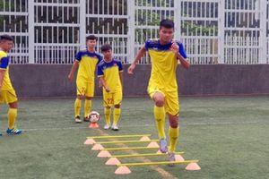 Lịch thi đấu U18 Việt Nam tại giải U18 quốc tế Hong Kong 2019