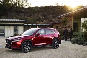 Ưu đãi lớn từ Mazda CX-5