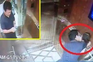 Ủy ban Tư pháp truy vụ 'nựng' bé gái trong thang máy
