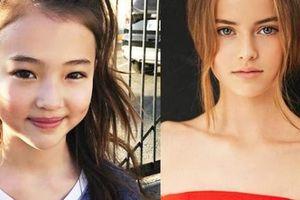 3 người mẫu nhí được mệnh danh 'bé gái đẹp nhất thế giới'