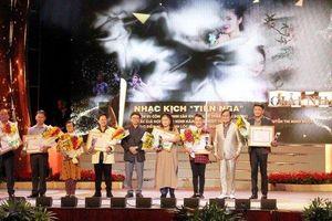 53 tác phẩm được trao Giải thưởng Văn học nghệ thuật TP Hồ Chí Minh