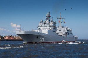 Nga đóng tàu sân bay siêu khủng năm 2024 và tiến tới xuất khẩu