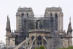 Vụ cháy Nhà thờ Đức Bà Paris: Chi phí phục dựng có thể lên tới hơn 1 tỷ Euro