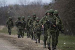 Nga tăng cường lực lượng sát biên giới sau bầu cử vòng 1 Ukraine