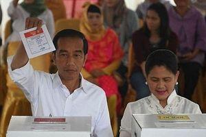 Lãnh đạo Đảng, Nhà nước gửi điện mừng đến lãnh đạo Indonesia